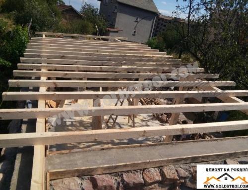 Възстановяване на покрива