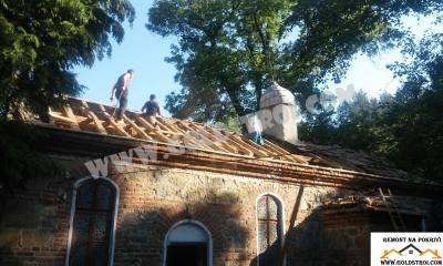 Сваляне на покрив Стара Загора