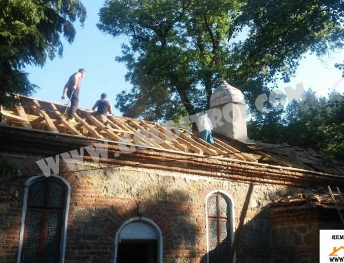 Справянето с щетите на вашият покрив ,предизвикани от бурите