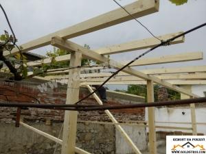 Изграждане на нов Покрив Сандански