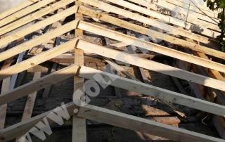 Покривна конструкция София