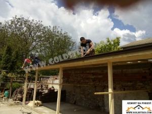 Ремонт на покрив Сандански