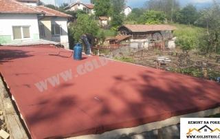 Хидроизолация по покрив Сандански