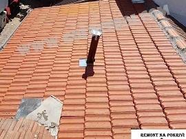 Ремонт на покрив София
