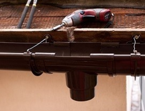 Дървени улуци и отводнителни системи от дърво