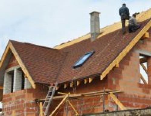 Скатни покриви