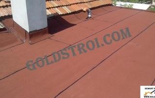 Хидроизолация по покрив Русе