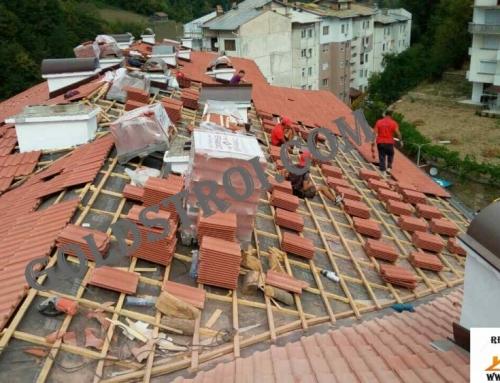 Направете най-доброто за вашия покрив