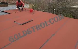 Ремонт на покрив Русе