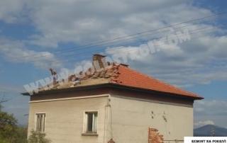Разкриване на покрив Благоевград