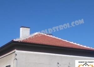 Ремонт на покрив Благоевград