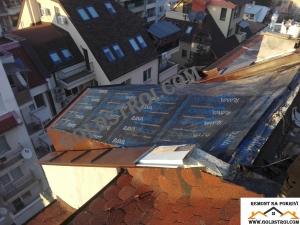 Хидроизолация по покрив София