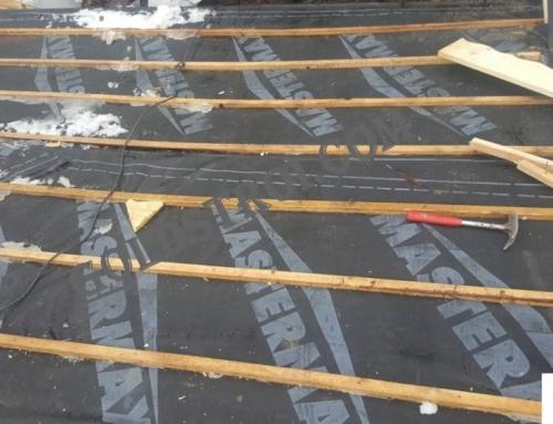 Изберете мембранен покрив