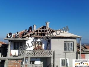 Разкриване на Покрив Ямбол
