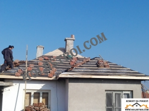 Ремонт на покрив Ямбол