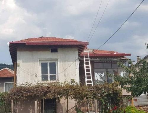 Покривът тече, какво да правя?