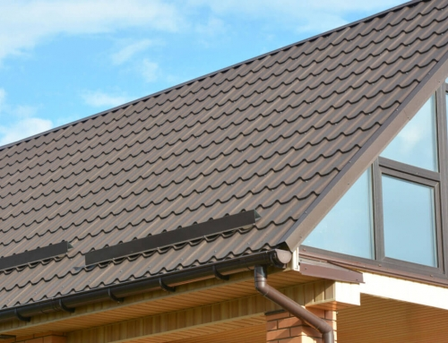 Стръмни наклонени покривни системи