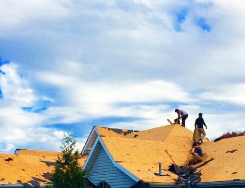Съвети за премахване на снега на покрива