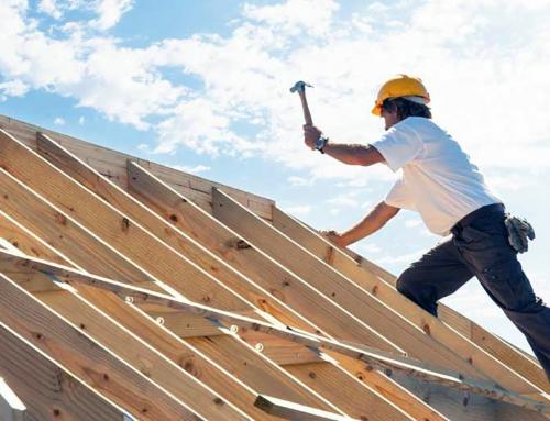 Покрив с дървени керемиди