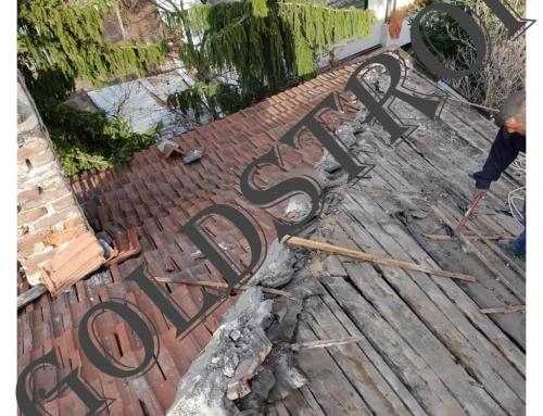 Керамични керемиди за покрива на къщата