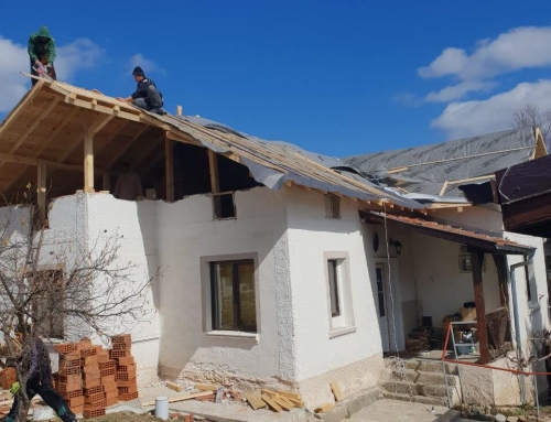Оборудване за ремонт на покриви