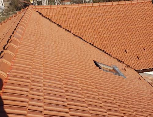 Ремонтът и изграждането на покриви трябва да се извършват от опитни майстори