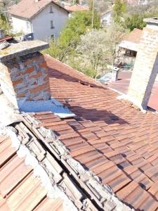 Ремонт на покрив гр. Трявна с.Неиковци