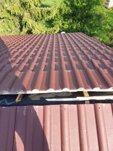 Ремонт на покрив гр. Трявна с.Неиковци 4