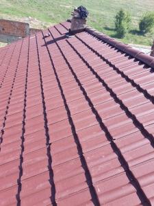 Ремонт на покрив гр. Трявна с.Неиковци 6