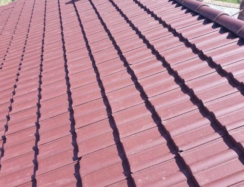 Мастичен полимерен покрив