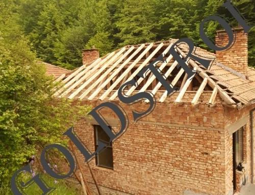 Реконструкция на покрива