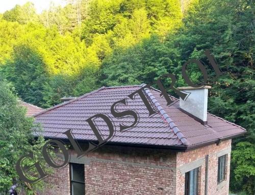 Какво да правите, когато видите теч от покрива ви
