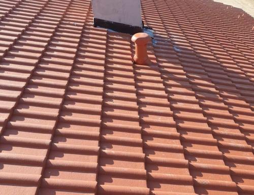 Микроклимата на покрива