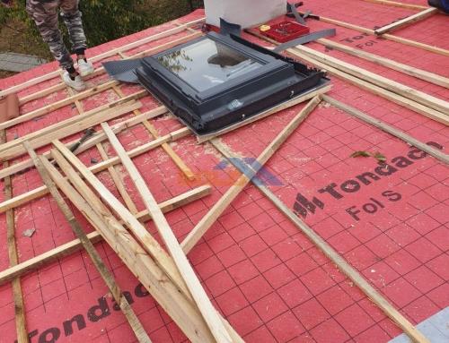 Монтаж на покрива: седем пъти мери – един път режи!