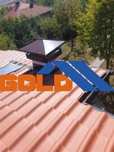 покрив и керемиди