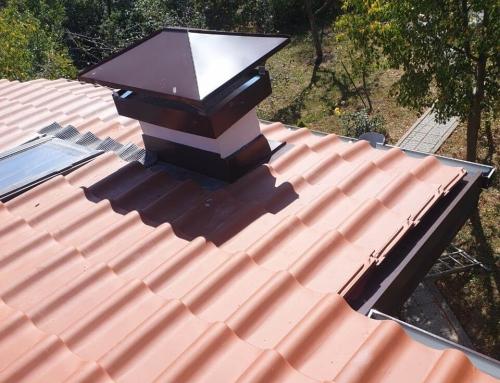 Точно изчисление – измерване на покрива