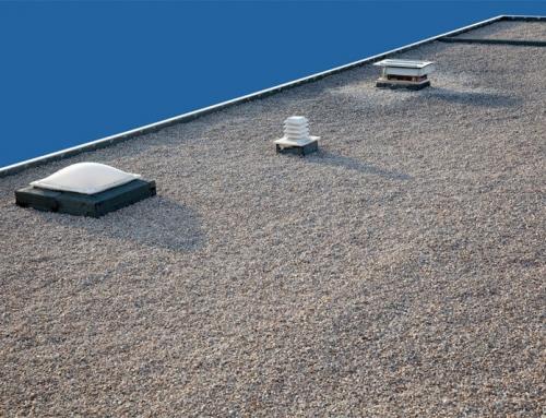 Баластна система за покрив