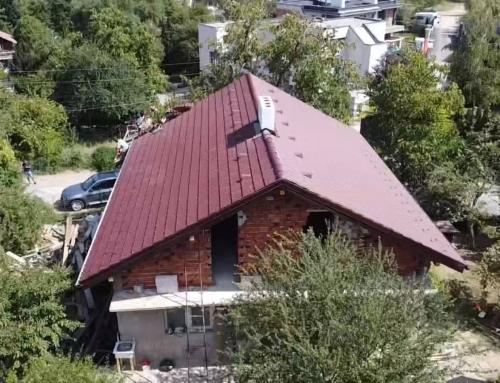 Нашият покрив: красив, здрав, издръжлив