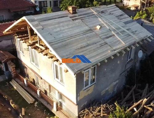 Как да се подготвим за подмяна на покрива?