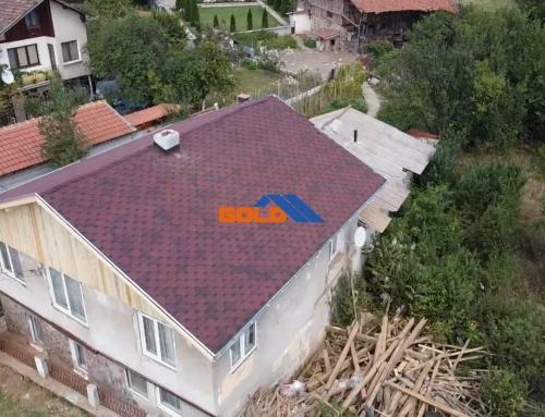 Какво да правите, когато имате течащ покрив