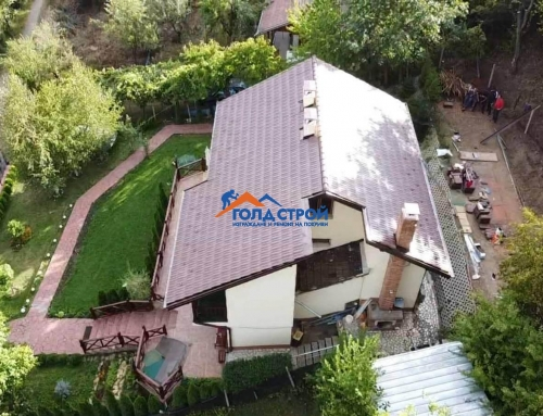 Най-доброто време за смяна на тръговски покрив