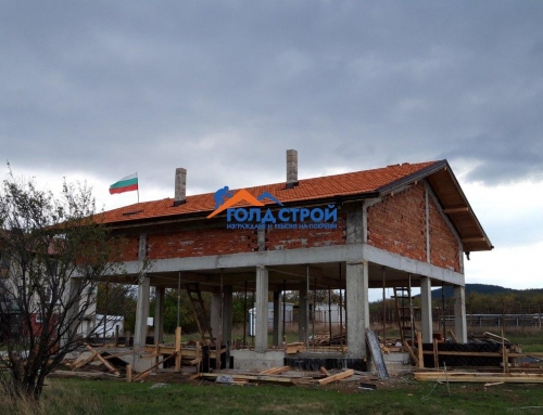 Ремонт на покрив – гр. София село Хераково
