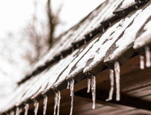 Начини за предотвратяване на срутването на покрива тази зима