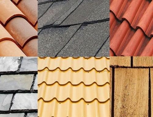 Покривни материали- Критерии за подбор