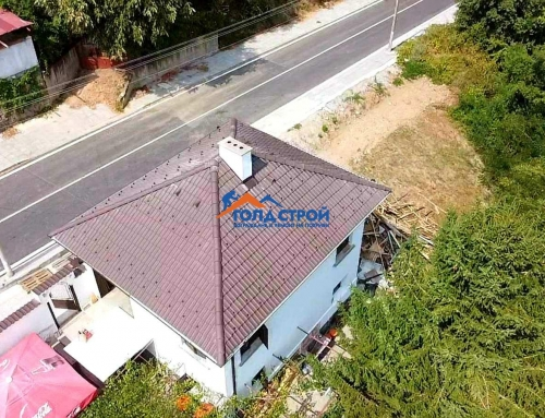 Ремонт на покрив – град Берковица
