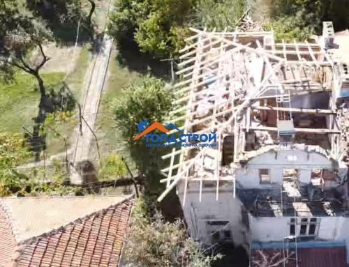 Ремонт на покрив град Луковит